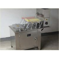China High quality Small Semi Automatic Capsule Filling Machine TSP-187 For Making Capsules Medicine on sale