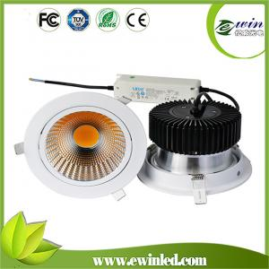 China 30W COB LED Downlight (professional COB led lamps manufacturer) on sale