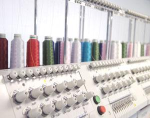 China Industried Computerized Double Sequins Embroidery Machine on sale