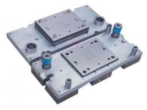 China Electronic Board PCB Stamping Mould SKD11 , Hardness Meter on sale