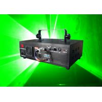 High Power 1w Green ILDA Laser Show Light / Projector For Pub, Bar, Stage TPL900