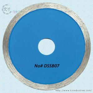 China Continuous Rim Diamond Saw Blades - DSSB07 on sale