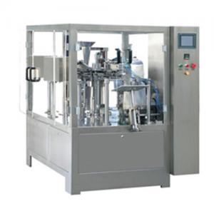 China Automatic Packaging Equipment for Preformed Bag on sale