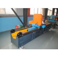 China Durable CNC Automatic Metal Pipe Cold Cutting Machine High Speed Max  90m/min on sale