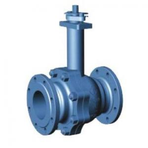 China CRYOGENIC BALL VALVE F304/316 CLASS600 FLANGE on sale