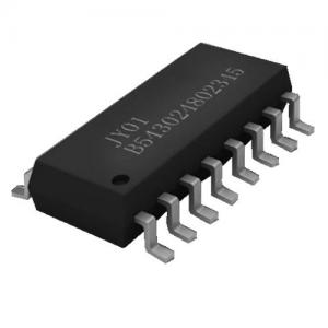 China SPWM Brushless DC Motor Controller IC For Hall Sensor Or Sensorless BLDC Motor on sale