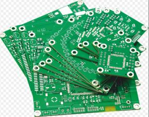 China Telecommunications 4 Layer PCB Board 2 OZ Copper Lead Free HASL White Silk Screen on sale