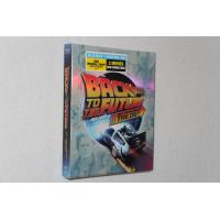 Hot selling blu ray dvd,Back to The Future 30th anniversary trilogy