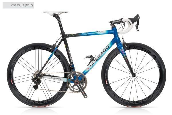 COLNAGO C59 Carbon Fiber Road Bike Frames for sale – Carbon bicycle ...