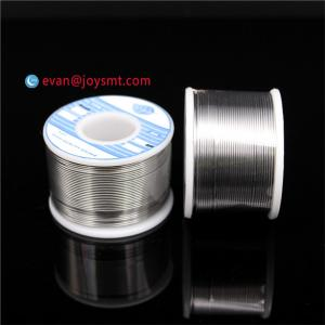 China Sn63Pb37 factory directly sale Hot Sale Flux Cored Solder Wire  for SMT welding on sale