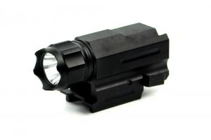 China Night Hunting Tactical Flashlight Laser 20mm Picatinny Rail Mount for Rifle on sale