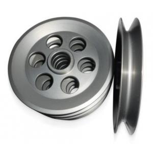 Die Casting Aluminum Wire Cable Pulleys With Wear Resistance ...