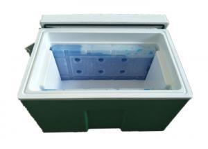 China High Density Polyethylene Medical Cool Box 10L Mobile Freezer Box on sale