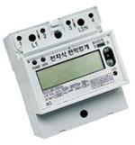 China single phase DIN-rail kwh Meter(smart energy meter,power meter,meter) on sale