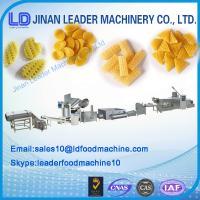 Excellent quality 2D/3D Snack Pellet Pallet Processing Line