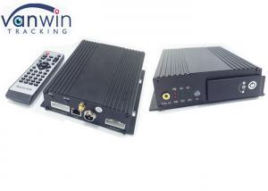 China 4 Channels 1080P AHD  3G CCTV DVR GPS Track Bus Monitoring MDVR Black Box on sale