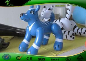 Quality Professional Holiday Inflatable Garden Toys / Inflatable Christmas Husky for sale ...