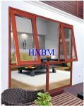 Luxury Villas Solid Wood Windows And Doors Natural Laminated Conifer Lumbers