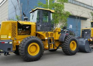 China Multipurpose XCMG Wheel Loader ZL50GN Heavy Construction Machinery For Construction Area on sale