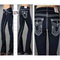 China True Religion Women's Slim Fit Jeans 1176 on sale