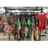 Professional Used Womens Clothing Blouse Silk For Adult Women / Ladies