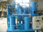 Used Hydraulic oil vacuum purifier machine | hydraulic oil filtration unit | oil filtering machine