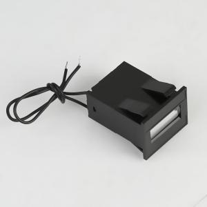 China YAOYE-5B  plastic 7 digit mechanical 12V 24V 5V game coin counter on sale