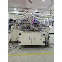 Led Light Auto Assembly Machine , Led Assembly Line Equipment ISO Approved
