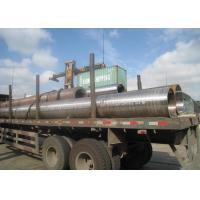 High Pressure Boiler Hot Rolled Steel Pipe High Tensile Strength 48