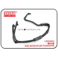 China 1-83565586-6 1835655866 Htr Unit To Water Pipe Water Hose For ISUZU FRR FTR FSR on sale
