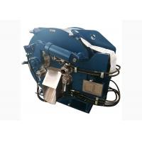 GKH1600 Horizontal Siphon Scraper Blue Centrifuge Filter Separator packed with desiccant
