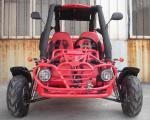 China Full Size Go Kart Buggy Air Cooled 150cc Cvt With Chain Drive wholesale