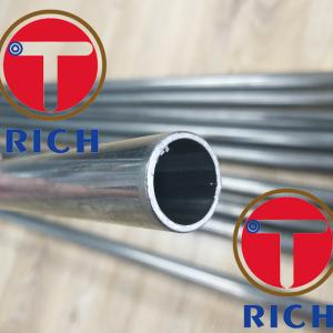 China Precision Low Carbon Steel Heat Exchanger Tubes ASTM A178 Welded For Boiler Pipe on sale