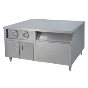 Center Island For Commercial Kitchen Fast Food Equipment Bar ...
