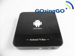 China HDMI & AV google android tv box 4.0 on sale