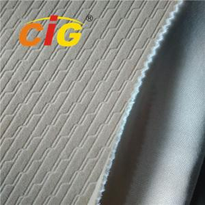 China Colorful Velvet Bonding Car Seat Fabric Auto Upholstery Fabric with Much Different Designs on sale