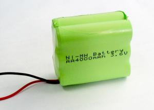 China 4.8V 4* AAA 500mAh nimh rechargeable battery pack for digital camera etc on sale