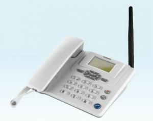 China Huawei ETS3125i G/M fijó el terminal de fax inalámbrico/el teléfono inalámbrico fijado Huawei con FM/identificador de llamadas on sale