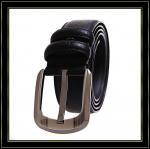 Stigmatisez la ceinture «Fuliter» 087 ceintures en cuir véritables d'hommes de vache bonne qualité