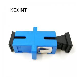 China Single Mode To Multimode Fiber Optic Adapters FC Fiber Coupler 60db Insertion Loss on sale