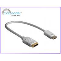 Triple Shielding DVI Monitor Cables Mini DVI to Hdmi male Cables