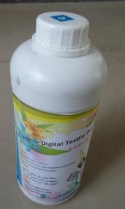 China Dye Heat Transfer Printing Sublimation Fabric Ink For Textile on sale