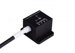 China Professional 3 Axis Accelerometer Analog Output For Earthquake Monitor MAS3010 supplier
