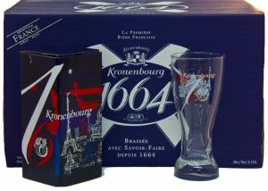 China Kronenbourg 1664 French Beer on sale