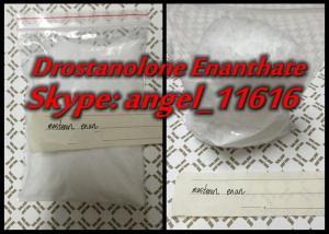 China White Powder Masteron Enan Drostanolone Steroid Drostanolone Enanthate 150MG / ML on sale