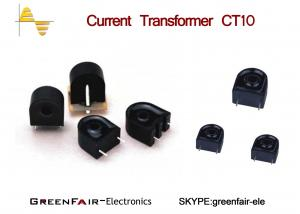 China Copper Wire Mini Current Transformer Inflammable Epoxy Resin PB Free Two Winding on sale