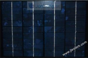China 18V 222mA solar power electricity panels solar energy advantages and disadvantages on sale