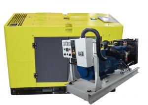 China comienzo auto del generador diesel de 20kw 25kva perkins con el calentador de agua del ATS on sale