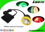 Strong Brightness LED Mining Light Headlamp3 Watt Rechargeable Lithium Ion Battery