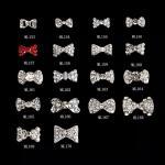 Страз МЛ153-170 яркого блеска ювелирных изделий сплава узла смычка украшения искусства ногтя